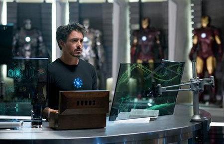 'Iron Man 2', primera imagen oficial