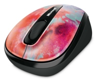 Wireless Mobile Mouse 3500 Artist Edition, toque diferente para tu ratón