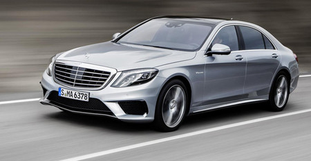 Mercedes-Benz S 65 AMG, confirmado para el Salón de Los Ángeles