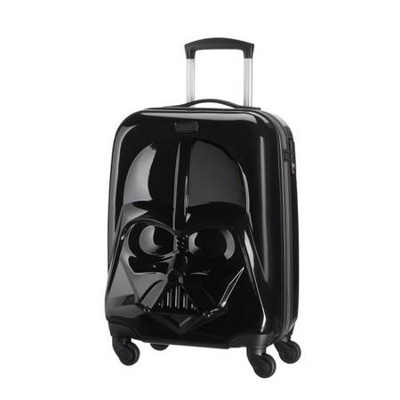 ¿Fan de Star Wars? Maleta Samsonite Star Wars Ultimate Spinner, con Darth Vader, por 90 euros