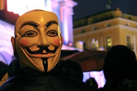 Anonymous convoca nuevas manifestaciones en toda España contra la ley Sinde el próximo 4 de marzo