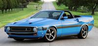 Shelby GT 500CS ¿de 1969?