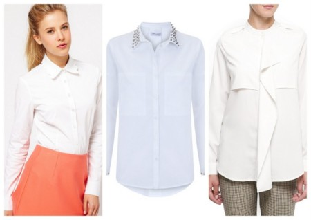 collage camisas