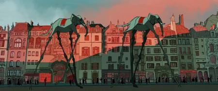 Una imagen de la película