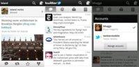 Twitter para Android se actualiza con notificaciones en tiempo real y cambio entre múltiples cuentas