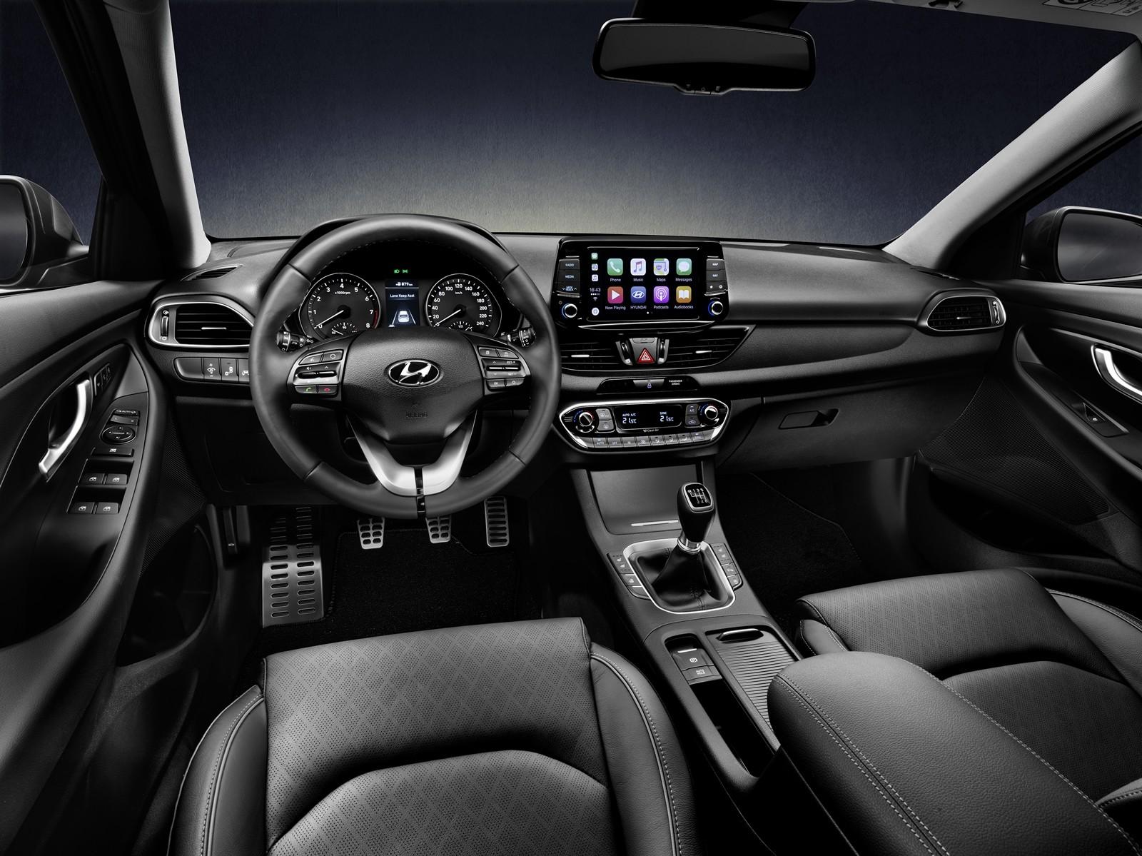 Foto de Hyundai i30 Fastback 2018 (3/8)