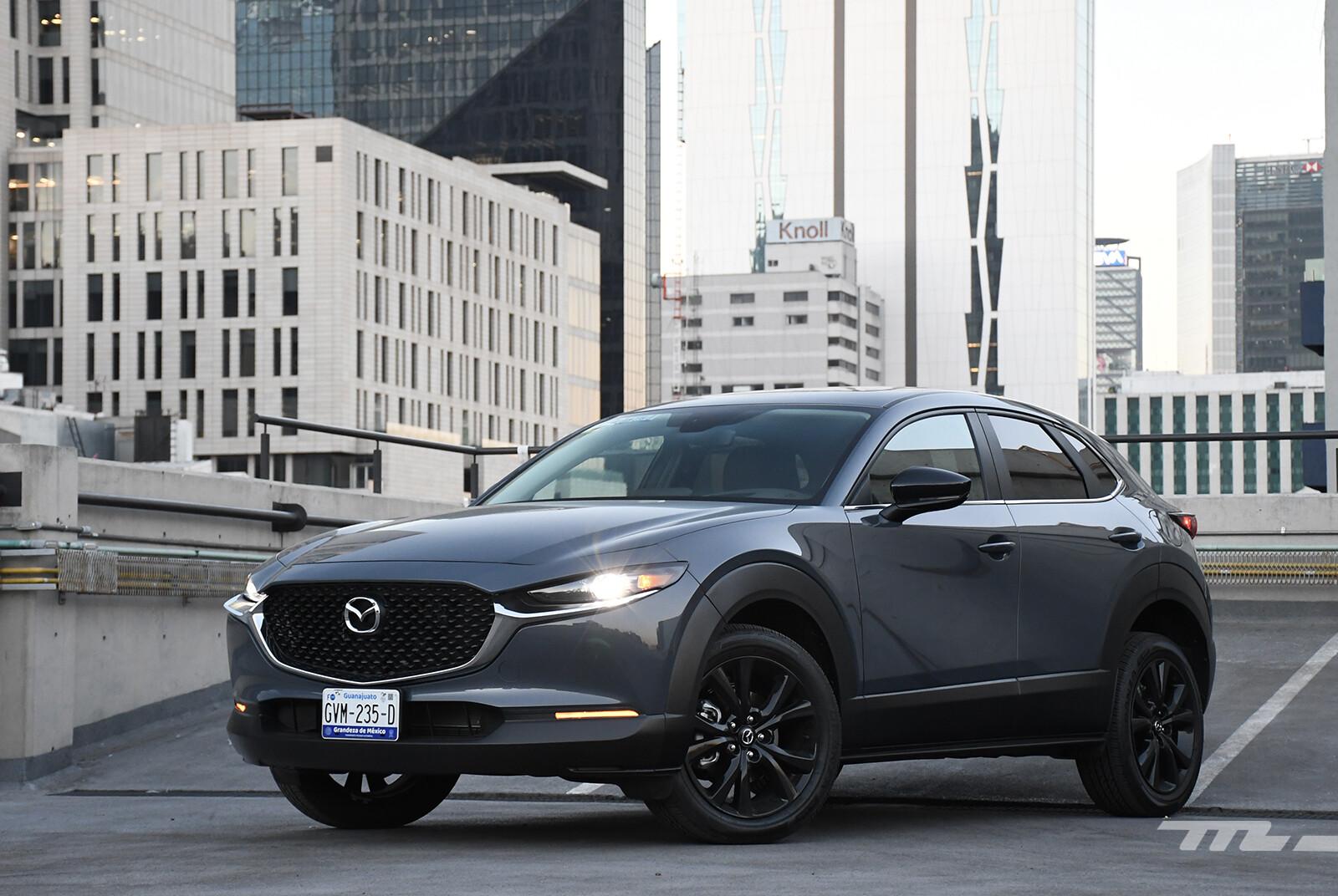 Foto de Mazda CX-30 turbo (prueba) (2/26)