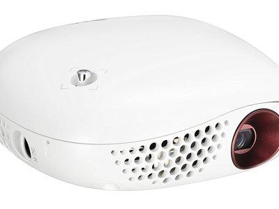 Proyector portátil LG PV150G, de 100 lúmenes, por 199,90 euros y envío gratis