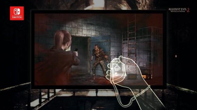Resident Evil Revelations Switch 02