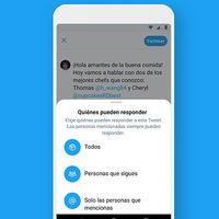 Cómo limitar quién puede responder a tus tweets en Twitter