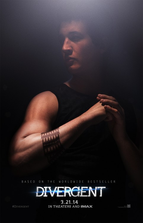Foto de 'Divergente', carteles (6/10)