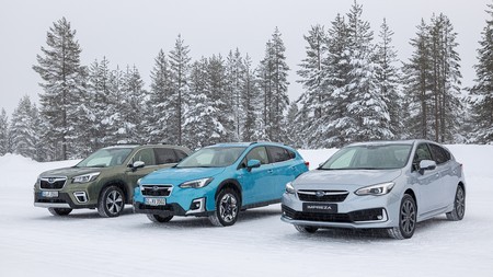 Subaru Impreza Eco Hybrid 2020 1