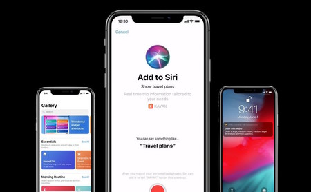 Apple despliega la primera beta de Shortcuts, la nueva app que sustituye a Workflow en iOS 12