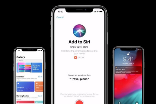 Apple despliega la primera beta de Shortcuts, la nueva app que sustituye a Workflow en iOS 12
