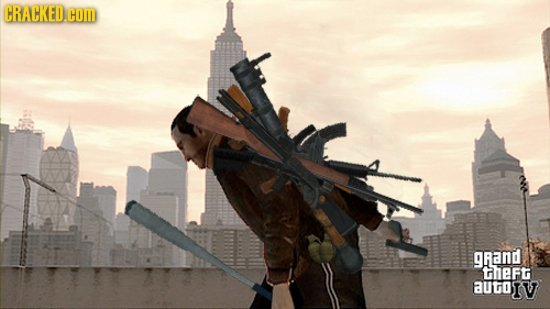Foto de ¿Y si los videojuegos fuesen más realistas? (1/13)