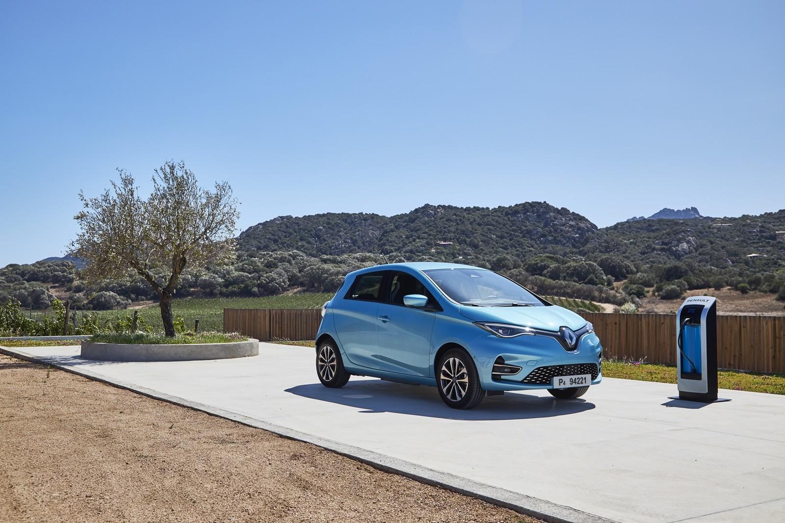 Renault ZOE 2020, prueba