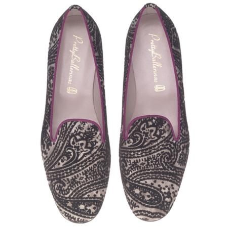 El próximo otoño cálzate unas slippers, las nuevas bailarinas de Pretty Ballerinas