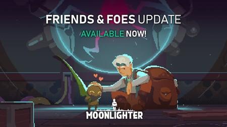 Moonlighter amplia su contenido con la actualización gratuita Friends & Foes