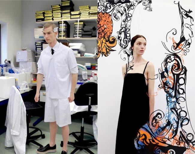 Foto de La fantasía de Prada junto a AMO en el lookbook Primavera-Verano 2011 (6/21)