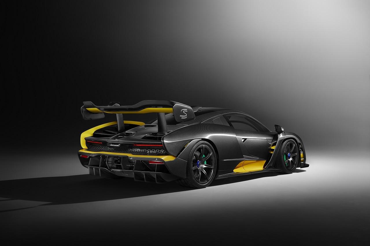 Foto de McLaren Senna Carbon Theme (5/14)