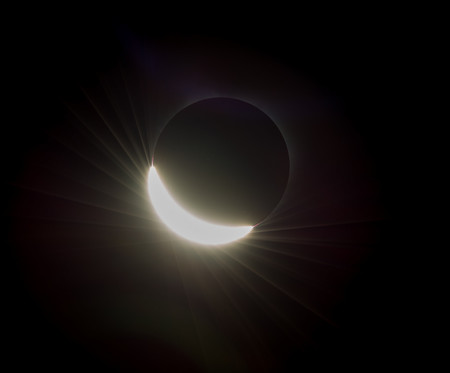 Eclipse Solar 2017 Nasa 11