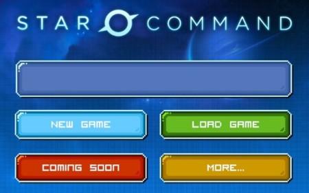 Star Command, conviértete en el capitán de tu propia nave y salva la galaxia
