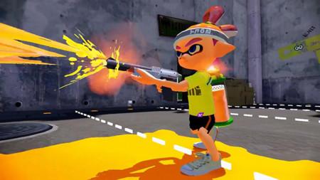 Splatoon lanzara hoy su primer DLC gratuito con una nueva arma y activara el combate competitivo