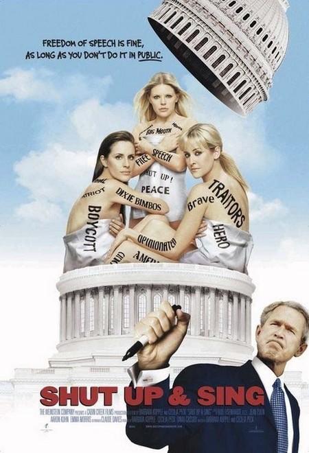 Los documentales anti-Bush, censurados en televisión