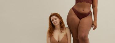 Michelines y celulitis, Oysho piensa en todo tipo de cuerpos (también en embarazadas) y apuesta por el body-positive