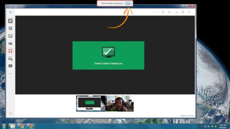 Hangout and Remote Desktop