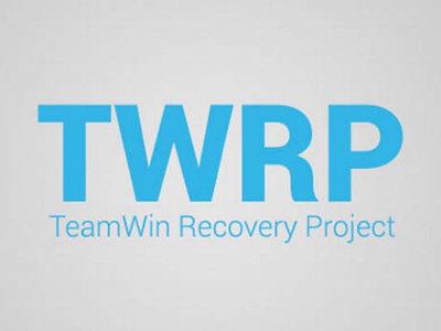 TWRP 3.1.0 añadirá soporte para guardar los respaldos en la PC