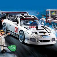 Playmobil lanza un Porsche 911 GT3 Cup de juguete, a la venta a partir de marzo