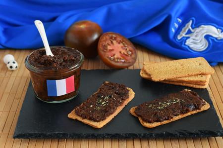 Cocina de Francia: paté o tapenade de tomates Kumato®