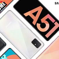 El Samsung Galaxy A51 llega a España: precio y disponibilidad oficiales