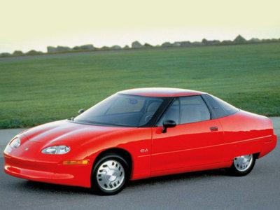 Antes de Tesla ya había coches eléctricos, viaja en el tiempo gracias a esta prueba del GM EV1