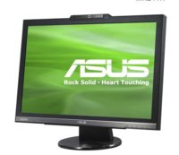 Nuevos monitores FullHD de Asus con webcam integrada