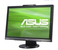 Nuevos monitores FullHD de Asus con webcam integrada