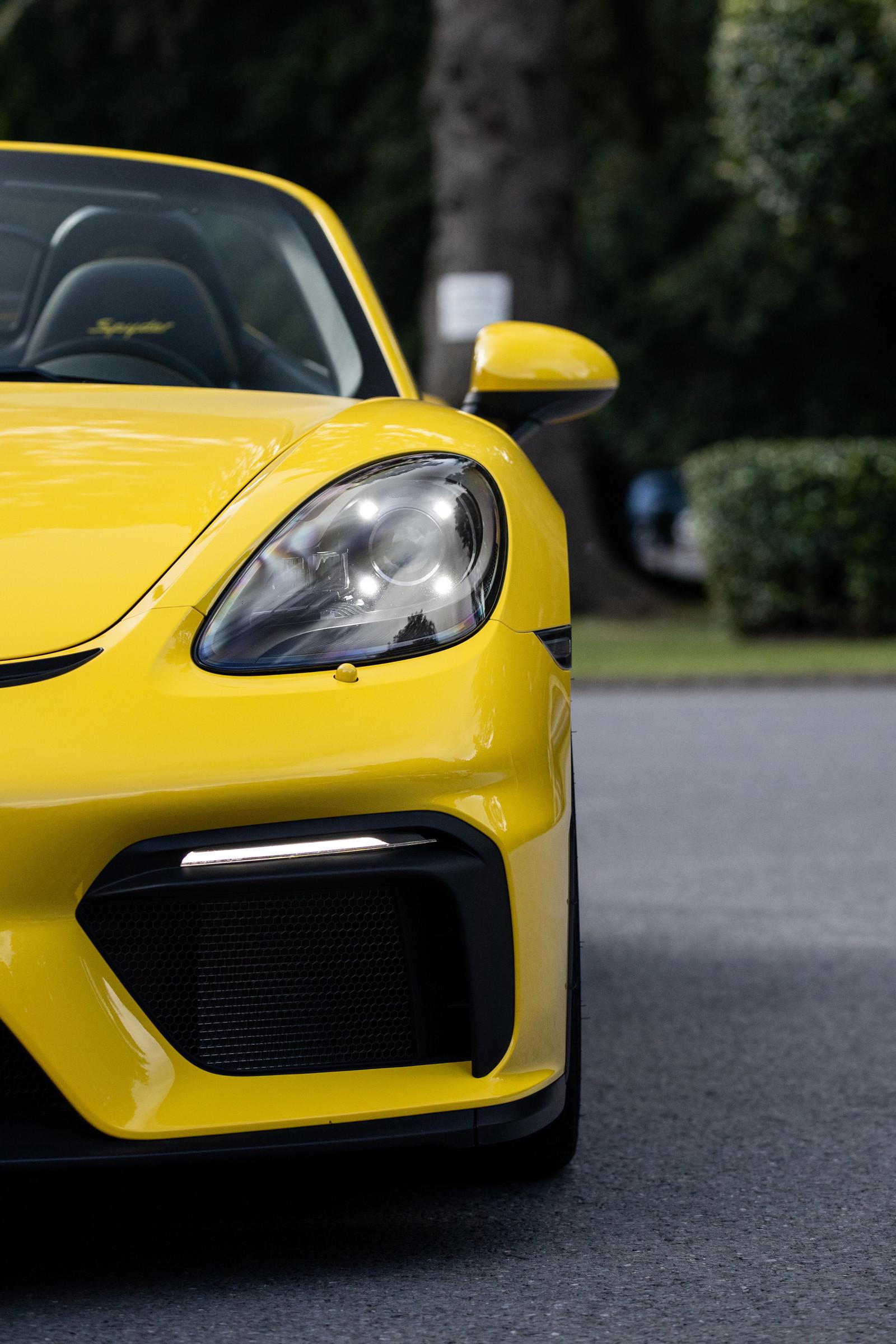 Foto de Porsche 718 Spyder (prueba contacto) (244/296)