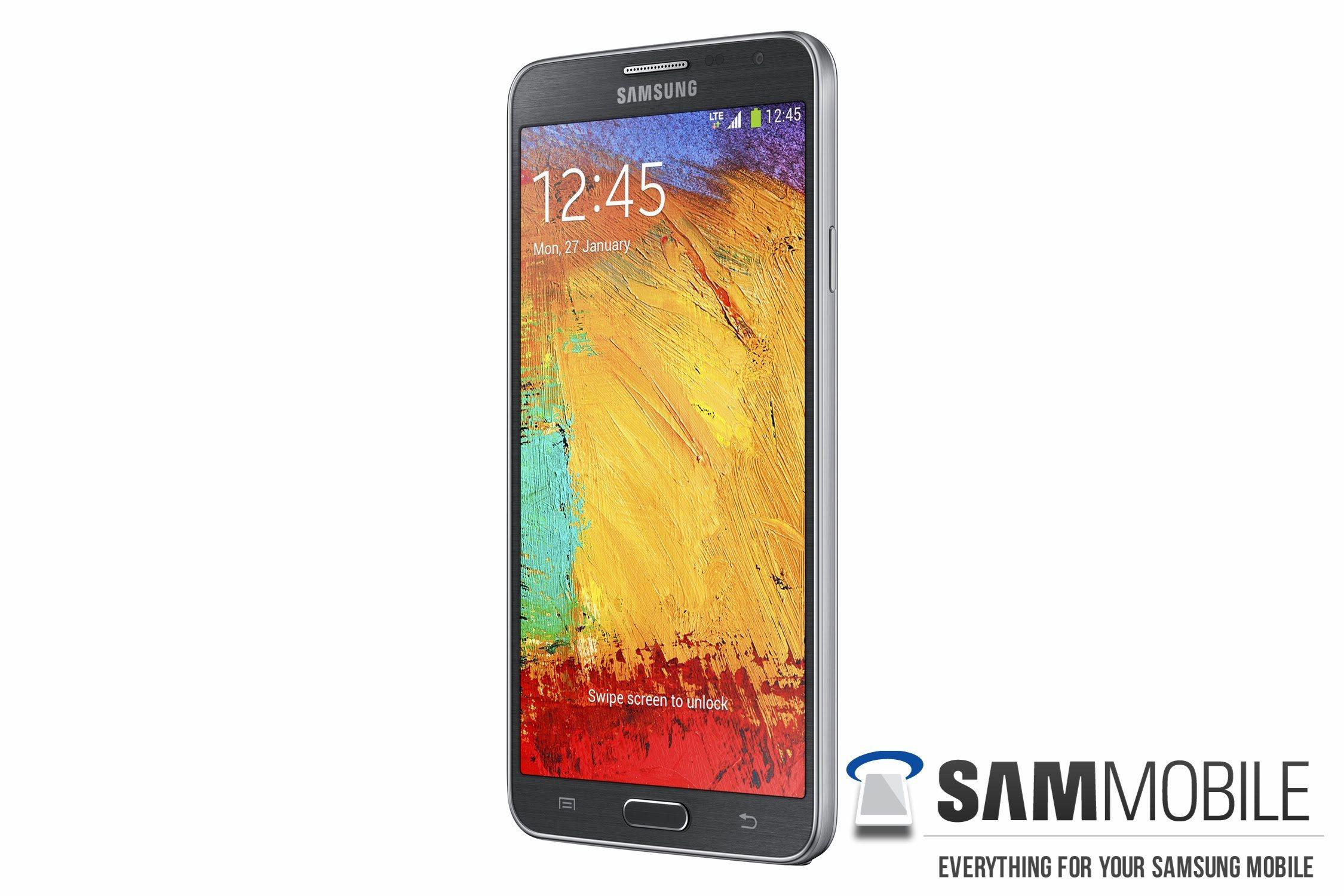 Foto de Galaxy Note 3 Neo Leak (2/5)