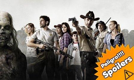 'The Walking Dead': Cinco diferencias entre la serie de televisión y el cómic