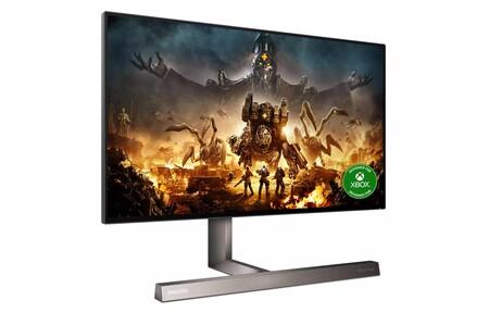 Philips anuncia el monitor 279M1RV: pantalla 4K, conexión HDMI 2.1 y 144 Hz, está pensado para las nuevas consolas