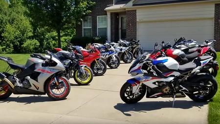 Si te gustan las motos y eres envidioso, será mejor que no veas este garaje de más de 250.000 euros