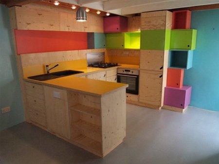 cocina multicolor 1