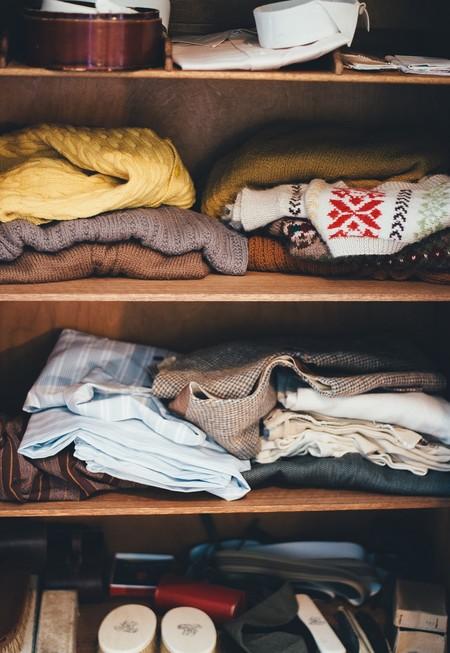 Marie Kondo armarios