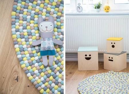 Antes y después: un dormitorio infantil con mucho encanto