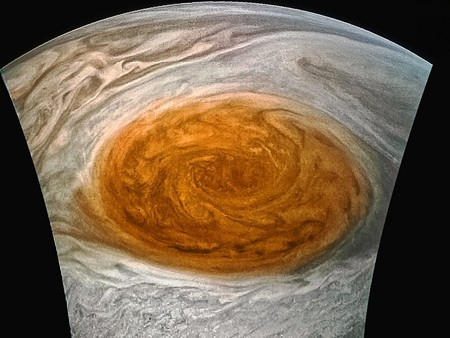 Jupiter Red Spot New 1