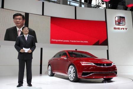 SEAT abrirá 15 concesionarios en China en 2012