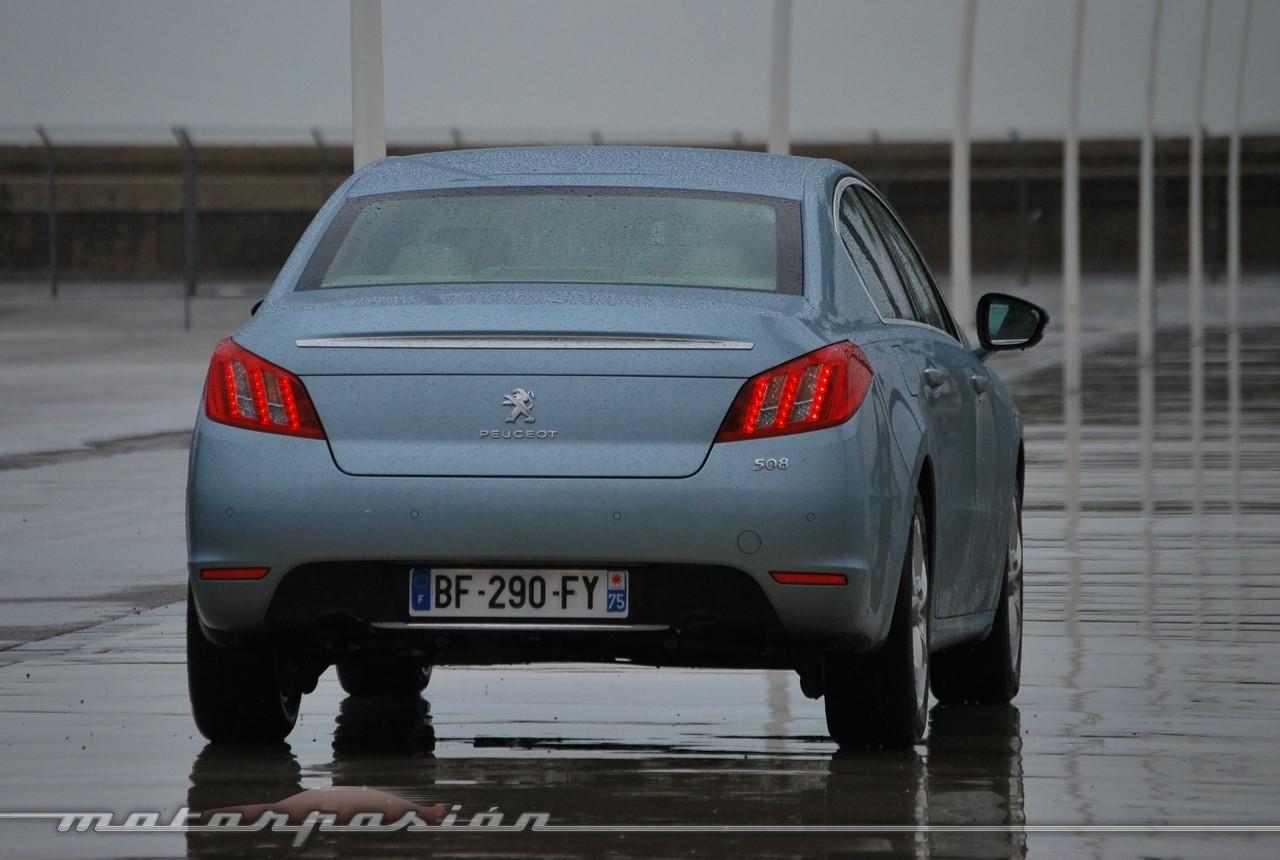 Foto de Peugeot 508 y 508 SW (presentación) (62/118)