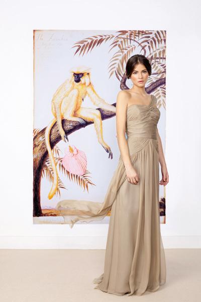 Foto de Vestidos largos de fiesta para bodas de tarde: luce como una celebritie (3/10)