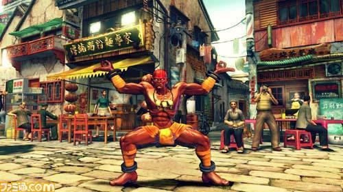 Foto de Street Fighter IV - Famitsu 08012008 (13/45)